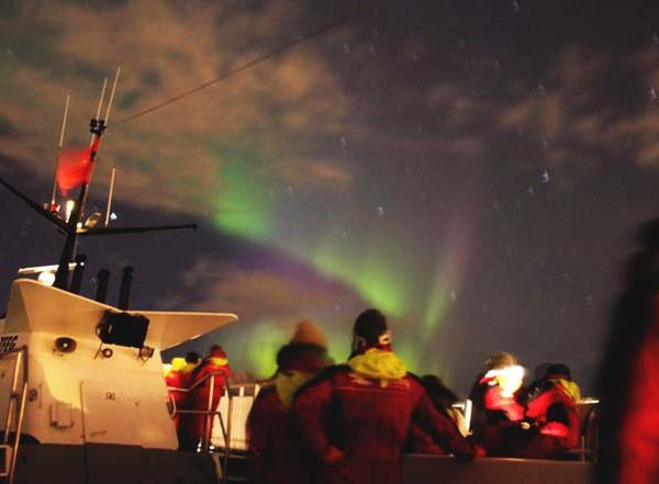 northern light cruise