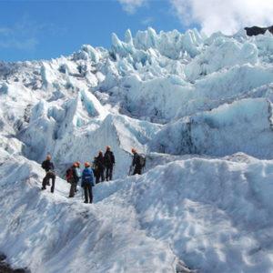 glacier hike iceland Vatnajökull glacier