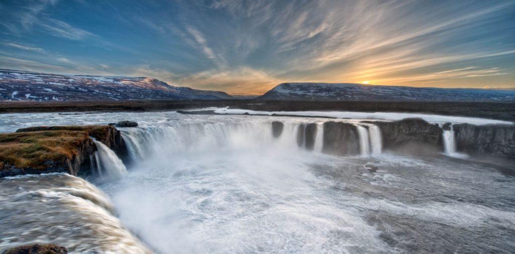 Goðafoss-Waterfalls-Iceland