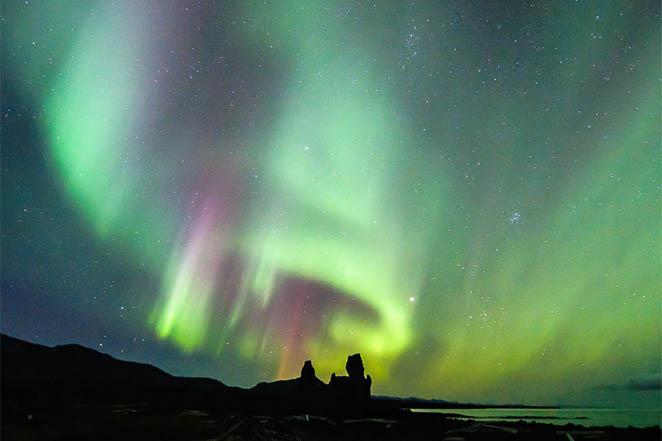 2018- 19冰島冬天北極光環島之旅